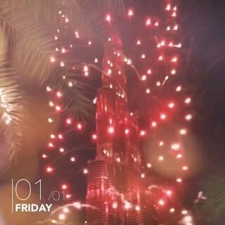 世界第一高楼#一起拍烟火#