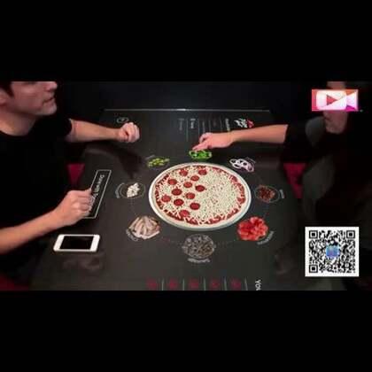 #涨姿势#这才叫爽~以后去必胜客都这样点披萨了!👍👍