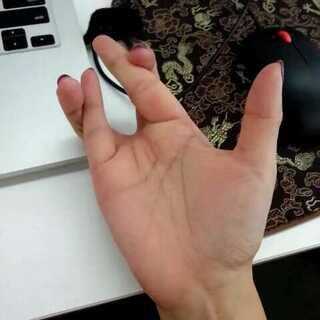 #xx手指挑战#很轻松嘛