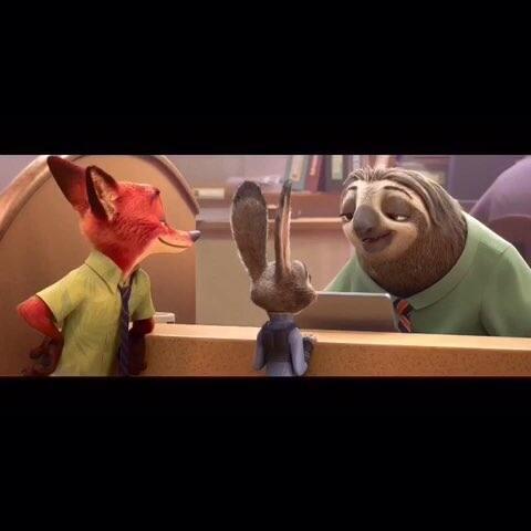 《疯狂动物城》中文版预告片 出品:迪士尼 类型:动画/冒险 导演:里奇