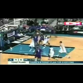#NBA在线#科比生涯最精彩五大扣篮 掀翻纳什骑扣魔兽#科比##NBA#