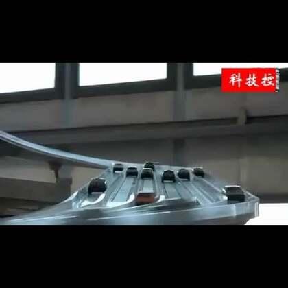 #涨姿势#国外牛人用汽车玩具模拟城市交通!