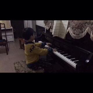 (献给爱丽丝)仔仔以前弹过 有网友要听重新录了#音乐##钢琴曲##仔仔弹钢琴##小小钢琴家#