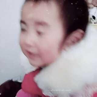#蒙面歌王大赛#😜😜😜😜😜😝😝😝😝😝有点害羞的娃娃😘😘😘