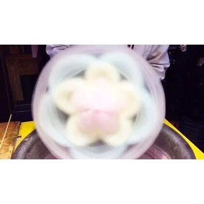 #美食##60秒美拍##随手美拍##丽江古城#走到哪#带着美拍去旅行#随处可见的棉花糖!#甜甜的棉花糖#
