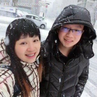 #北海道旅行##母子俩的幸福时光#