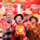 小伙伴们!#新特效过年啦#上线啦!拍上一段视频,使用新年特效,精美的窗花元素,浓浓的年味,让你的拜年祝福更有心意哟!😁最后,美拍祝大家猴年快乐,大吉大利!🐒🐒🐒