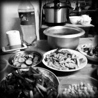 #全民大拜年#今年春节,虽然没有回家,在中山帮老板看厂子,自己动手做饭,但是还是很开心。