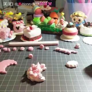 泡沫粘土作品教程图解