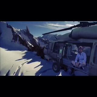 #全民大拜年#直升机拜年