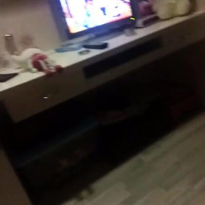 #60秒美拍#看看电视