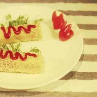 #美食#韩式煎饼果子,呦呦思密达,韩式香脆煎饼果子来一套!😍#掌厨##韩国美食#各类美食视频合作,品牌宣传拍摄,联系微信:zhangchu52