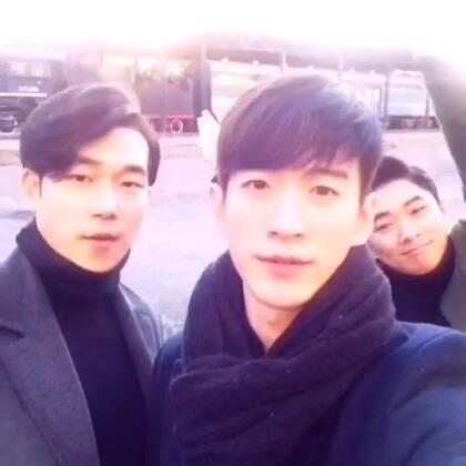 韩国人的北京旅行😘 798왔습니다~~😊#美拍新人王#
