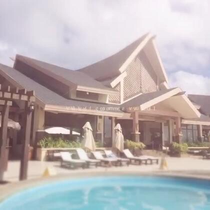 #在路上#酒店泳池