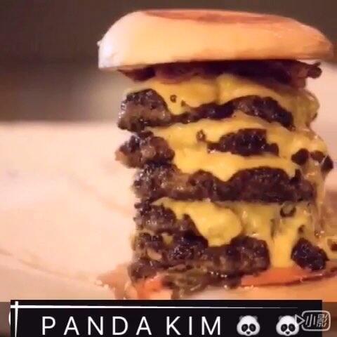 【pandakim1997美拍】#米饭的逆袭##走哪吃哪##美食##...