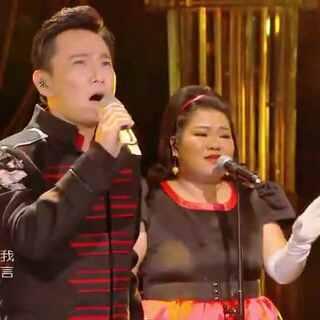 #张信哲#《平凡之路》女神团压场 磅礴气势大将之风#我是歌手##来芒果tv看我是歌手#