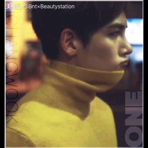 【bntStyle美拍】#bntstar#池昌旭欧巴~侧面的曲线...