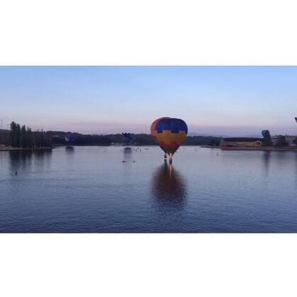 #旅行##热气球节##澳洲##堪培拉#2016年堪培拉热气球节