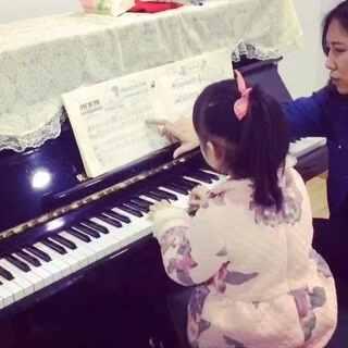 博艺音乐#小小钢琴家#在上课!每个人都有可能成为下一个巅峰的你!