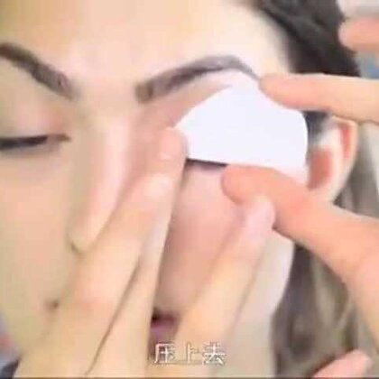 每一个女生都应该知道奇葩美妆技巧#美妆#