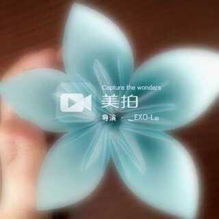 #折纸##手工制作##手工折纸##实用折纸##樱花##折纸花#樱花教程#我要上热门##我要涨粉丝#点赞哦,哪里不懂在下面评论~