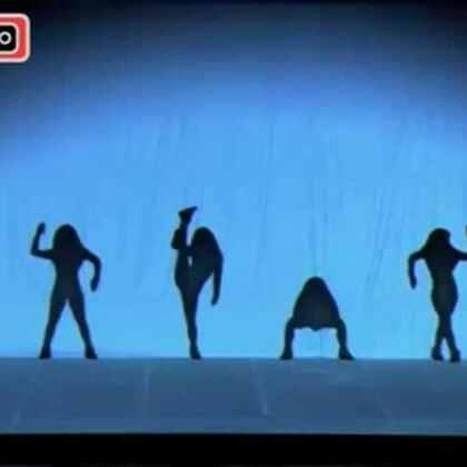 #涨姿势#这种创意表演,你绝对没看过,我给100分!#舞蹈#