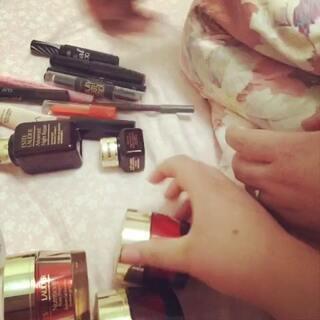 #男朋友觉得你的化妆品多少钱#哈哈!乐死我了!不过还算及格了
