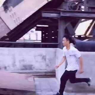 #随手美拍##中国跑酷环球之旅##曼谷#曼谷parkour