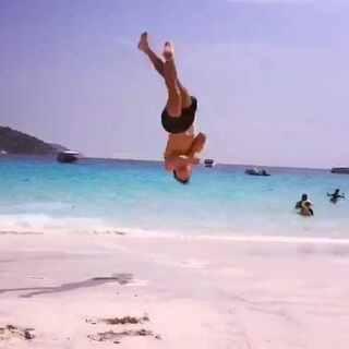 跑酷环球之旅泰国站-皇帝岛斯米兰岛#跑酷环球旅行##中国跑酷环球之旅##跑酷##旅行##在路上#
