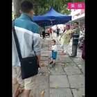 #涨姿势#小孩vs城管。。。😰