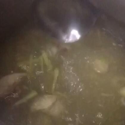 再次鸡肉粥! #自己做饭 ✌🏼️❤️🍲