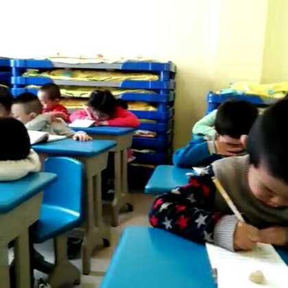 安静的课堂