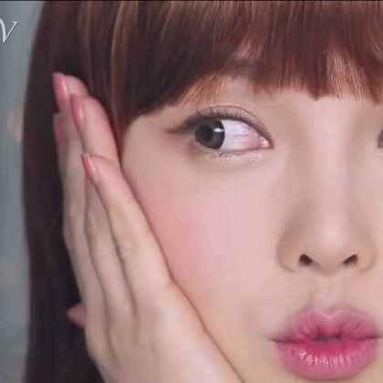 pony日常妆容,清新好看又简单。😉😉#pony##清新##美妆时尚##美妆教程#