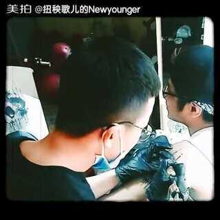 tengu#纹身刺青##tattoo##三里屯太古里
