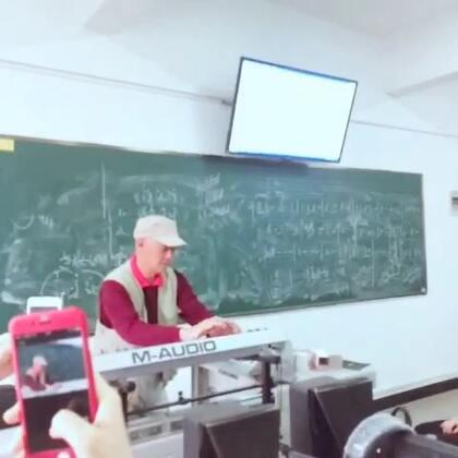 老师示范电脑音乐制作#音乐#