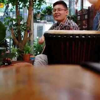 #音乐##在路上#drum and guitar.i am not good at play drum.