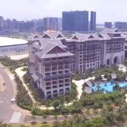#隨性##旅行##時尚#海南島 海口市 新建築 熱情的城市 想念你😋