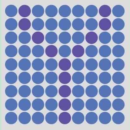 #涨姿势#测试你的眼睛对颜色的敏感度,败在第四轮了!#我要上热门#