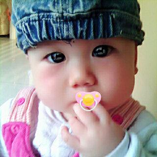 #美妆相机#我是苗三岁!卡哇伊!##美妆相机宝宝妆#😘儿童节快乐!