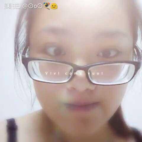 【胖豆静美拍】#美妆相机宝宝妆#哈哈,丑丑的我
