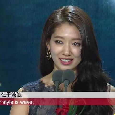 【kowave_韩流美拍】韩国女星的女神发型,华丽波浪卷...