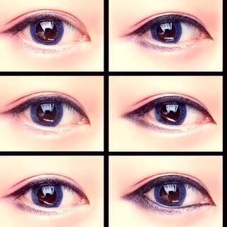 六种日常眼线画法👀#时尚##时尚美妆##教你画眼线##美妆教程#周末快乐🎉🎈和大家分享六种适合不同眼型的眼线,请你们自己对号入座吧😄可都是非常实用的日常画法哦🌹😘