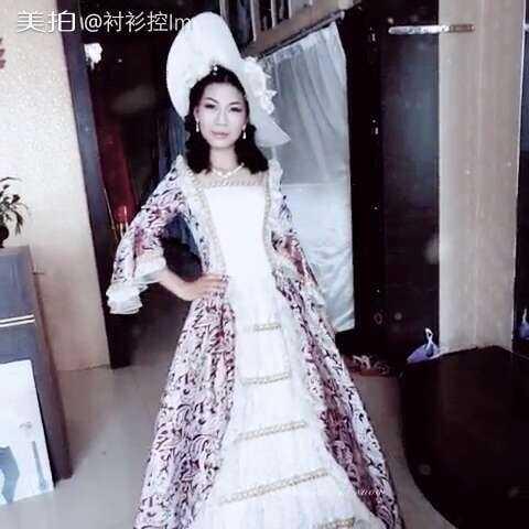 欧式宫廷婚纱妆