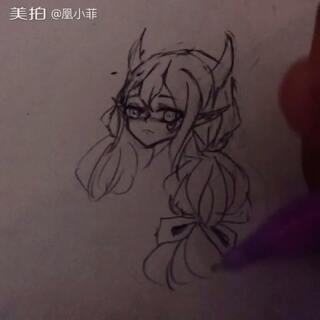 #漫画##手绘漫画##随笔漫画##摸鱼#