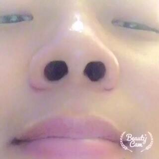 #睁大鼻孔大赛##鼻孔自拍##秀我大鼻孔#答应大家的鼻孔舞来咯😘😘😘