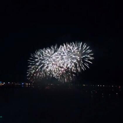 长沙夜景(每周六都有烟花🎆秀)