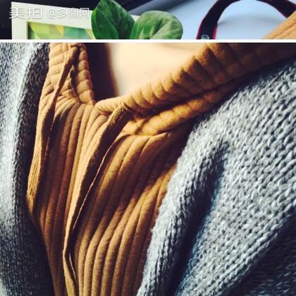 #随手美拍##今天穿这样##多商网#http://m.ecduo.cn/goods-2922187.html 韩美服饰 街头风中长款连帽卫衣裙
