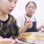 #走哪吃哪##直播吃饭#和我侄女来吃火锅