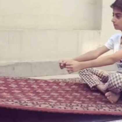 阿拉丁的地毯 #搞笑##逗比#