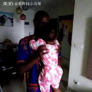 #人体转转乐# 没想到宝宝居然没晕,还能找妈妈#宝宝##我的留学生活#